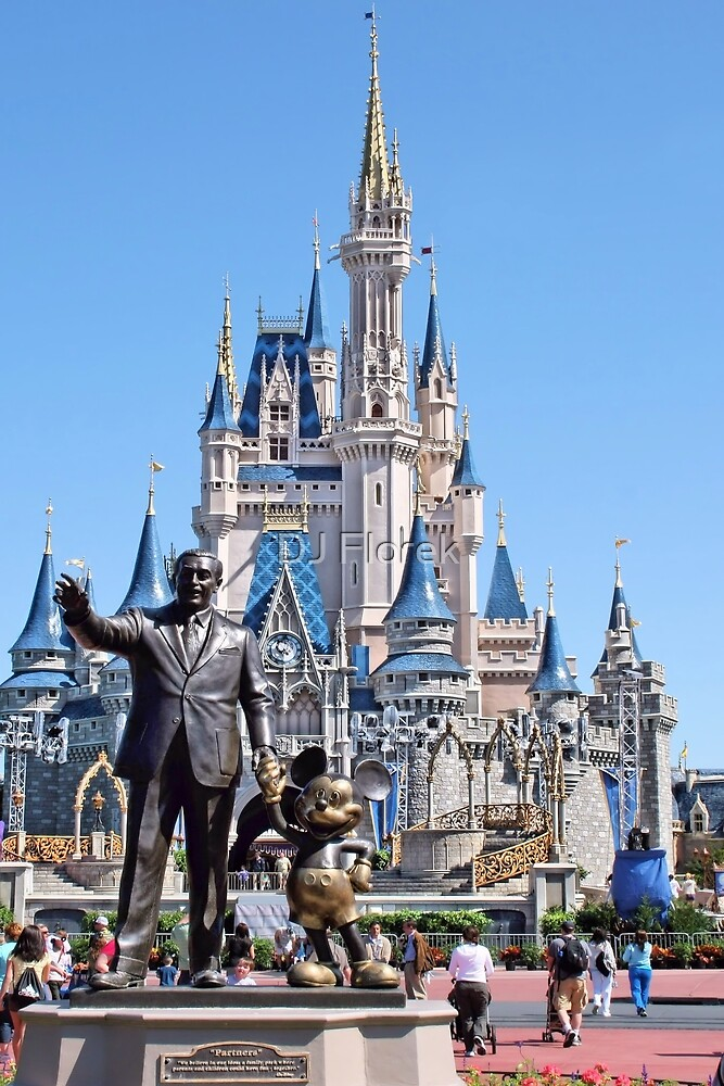 Magic Kingdom by DJ Florek