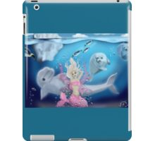 Arctic Sea Fairy iPad Case/Skin