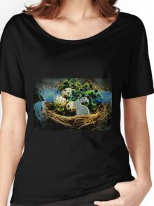 Easter Basket Women's Relaxed Fit T-Shirt