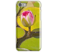 Water Hyacinth Bud iPhone Case/Skin