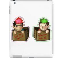 Septiplier-in-a-box Fan Items 3! iPad Case/Skin