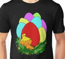 Eggs and Chick Unisex T-Shirt