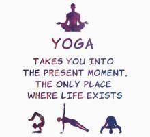 Yoga Baby Tee