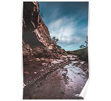 Caprock Canyons State Park Poster