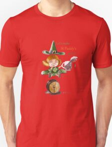 St Patrick's Day- Wicked Witches Unisex T-Shirt