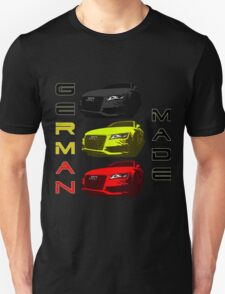 AUDI GERMAN MADE Unisex T-Shirt