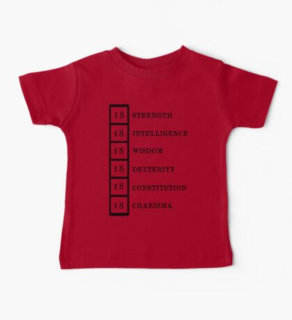 Dungeon Master Baby Tee