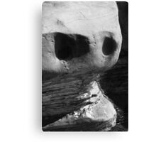 The Aliens Are Here and They Are Huge! Canvas Print