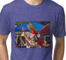 Aztec Dancer Tri-blend T-Shirt