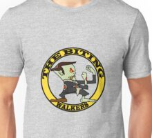 The Fighting Walkers with Logo Unisex T-Shirt