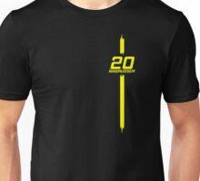 Kevin Magnussen 20 - Black Edition Unisex T-Shirt
