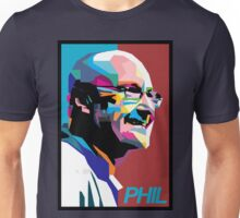 Phil Collins Art Unisex T-Shirt