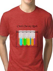 Check Out My Rack Tri-blend T-Shirt