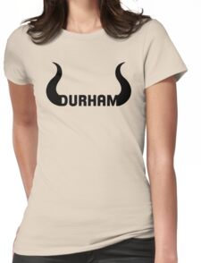 Get The Horns Womens Fitted T-Shirt