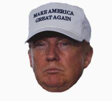 Donald Trump Kids Tee