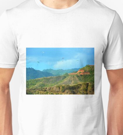 Hang Gliders Unisex T-Shirt