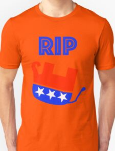 RIP GOP rest in peace dead republican party T-Shirt