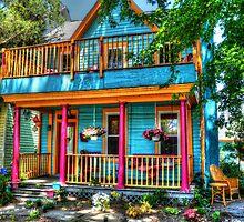 Happy House by Debbi Granruth