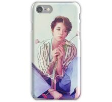 F(X) / 4 WALLS / AMBER V2 / WATERCOLOR iPhone Case/Skin