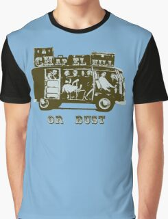 Chapel Hill or Bust! Graphic T-Shirt
