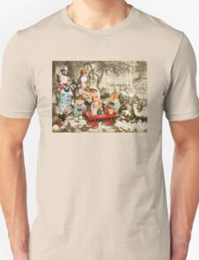 Picnic in the Park Unisex T-Shirt