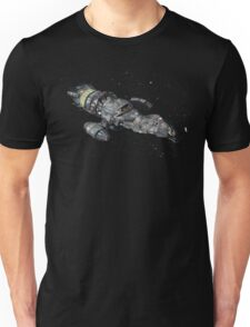 Firefly Serenity Space Ship Unisex T-Shirt