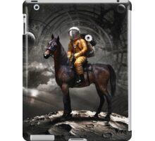 Space Tourist iPad Case/Skin