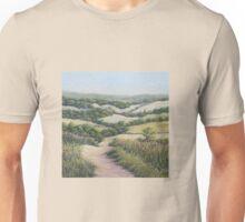 Path to Newlands Corner, Surrey Hills Unisex T-Shirt