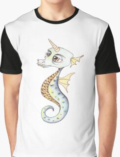 Uniseacorn Graphic T-Shirt