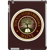 Once upon a time- Storybrooke iPad Case/Skin