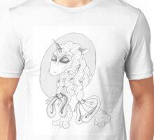 Peaceful Unicorn  Unisex T-Shirt