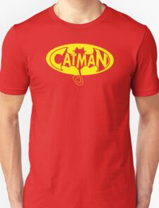 cat man Unisex T-Shirt