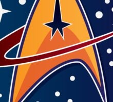Starfleet Command  Sticker
