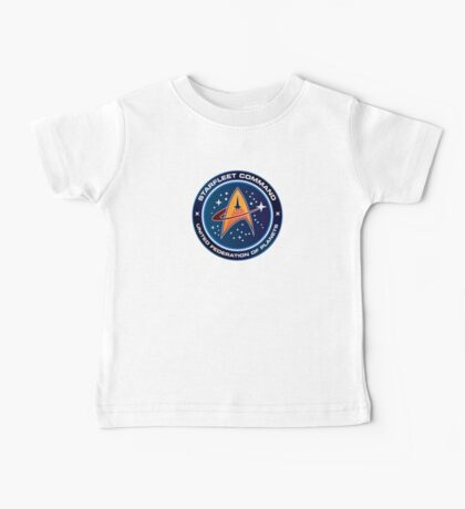 Starfleet Command  Baby Tee