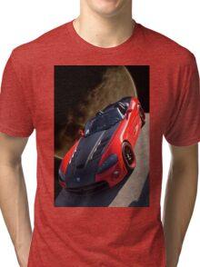 20XX Dodge Viper 'Moon Walk' Tri-blend T-Shirt