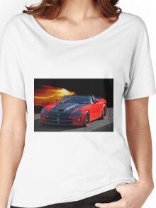 20XX Dodge Viper II Women's Relaxed Fit T-Shirt