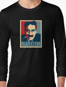 Groucho Marx-ism Long Sleeve T-Shirt
