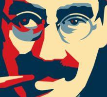 Groucho Marx-ism Sticker