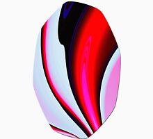 Abstract Fractal Colorways 02BPk Unisex T-Shirt