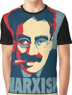 Groucho Marx-ism Graphic T-Shirt