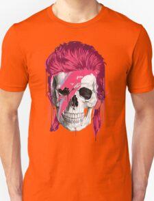 Bowie Skull T-Shirt