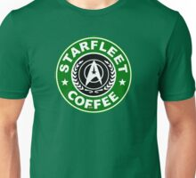 Star Fleet Coffee Unisex T-Shirt