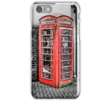 Old Kiosk iPhone Case/Skin