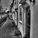 Church Yard Ashford by Dave Godden