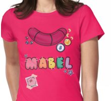 Mabel - Personality Shirt Womens Fitted T-Shirt