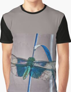 The Dragon has landed Graphic T-Shirt
