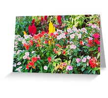 How Does Your Garden Grow Greeting Card