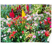 How Does Your Garden Grow Poster