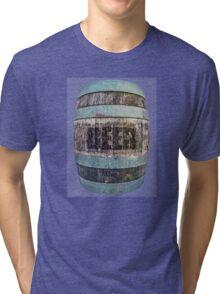Beer Barrel Tri-blend T-Shirt