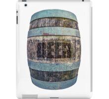 Beer Barrel iPad Case/Skin
